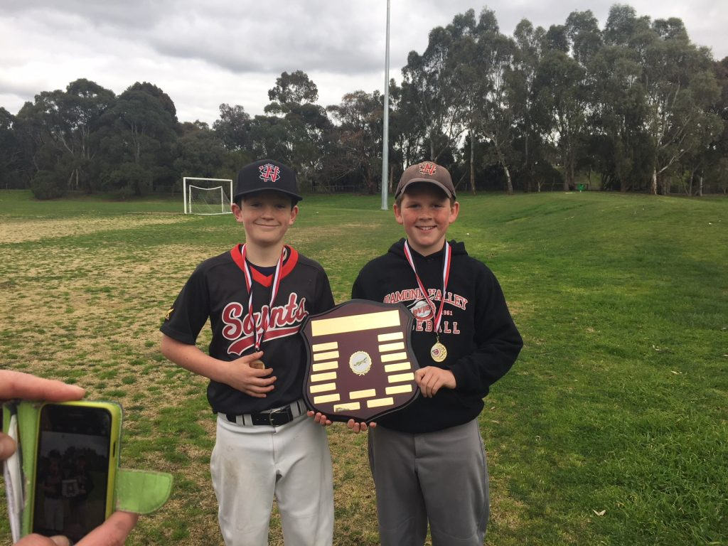 Harry Foreman and Jack Noble Premiers